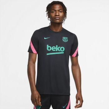 Nike FCB M NK BRT STRK TOP SS CL, maja m.kr nog nv, črna