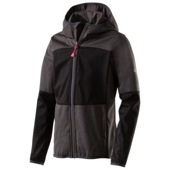 McKinley CLEMENT GLS, otroška pohodna jakna, črna