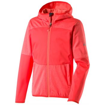 McKinley CLEMENT GLS, otroška pohodna jakna, rdeča
