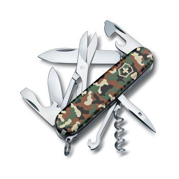 Victorinox CLIMBER CAMOUFLAGE, nož, večbarvno