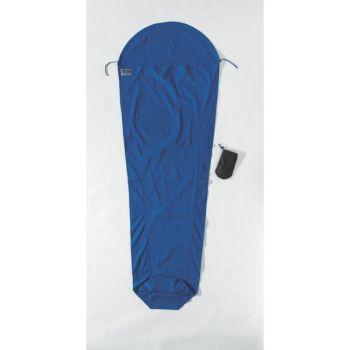 Cocoon MUMMY LINER, vložek za spalno vrečo, modra
