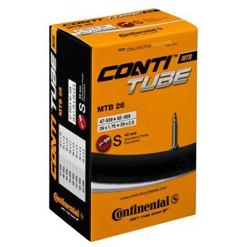 Continental MTB PRESTA 26X47-61, kolesarska zračnica
