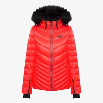 Colmar ANCOLIE, ženska smučarska jakna, rdeča