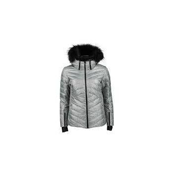 Colmar STARDUST, ženska smučarska jakna, srebrna