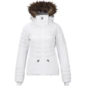 Tenson CORRINA, ženska smučarska jakna, bela