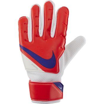 Nike GK MATCH JR, otroške nogometne rokavice, rdeča