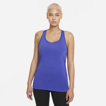 Nike YOGA TANK, maja, vijolična