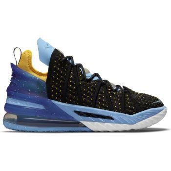 Nike LEBRON XVIII, moški košarkarski copati, črna