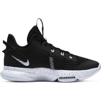 Nike LEBRON WITNESS 5, moški košarkarski copati, črna