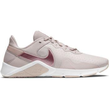 Nike W LEGEND ESSENTIAL 2, ženski fitnes copati, roza