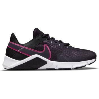 Nike W LEGEND ESSENTIAL 2, ženski fitnes copati, črna