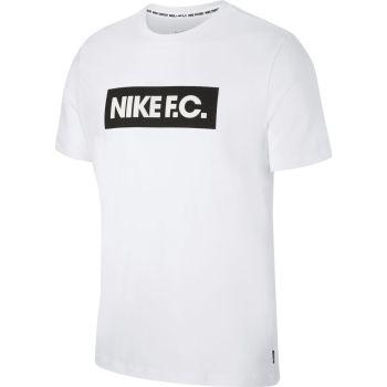 Nike F.C. SE11 SOCCER T-SHIRT, maja m.kr nog, bela