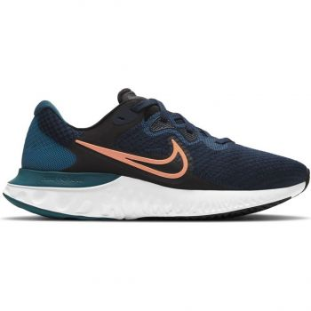 Nike RENEW RUN 2, moški tekaški copati, modra