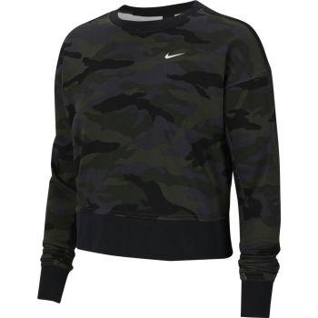 Nike W NK DRY GET FIT FC CW PP2 CAM, maja, siva
