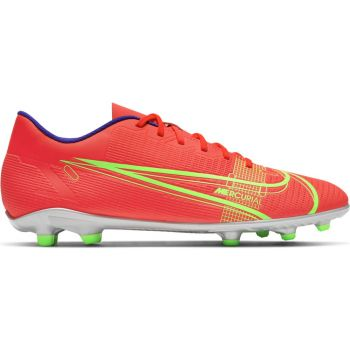 Nike VAPOR 14 CLUB FG/MG, moški nogometni čevlji, rdeča