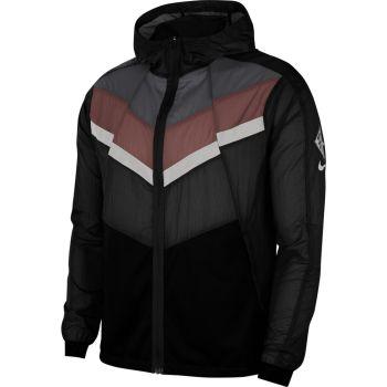 Nike M NK WR JKT HD WR, moška jakna, črna
