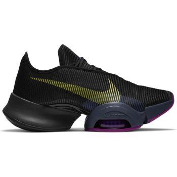 Nike W AIR ZOOM SUPERREP 2, ženski fitnes copati, črna