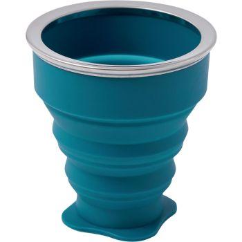 McKinley CUP SILICONE, skodelica, modra