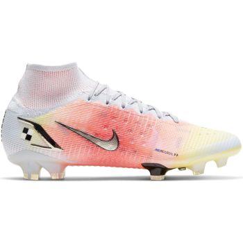 Nike SUPERFLY 8 ELITE MDS FG, moški nogometni čevlji, bela