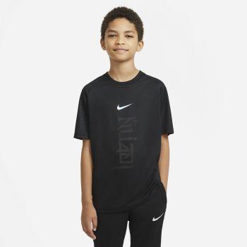 Nike DRI-FIT KYLIAN MBAPPE, maja o.kr nog, črna