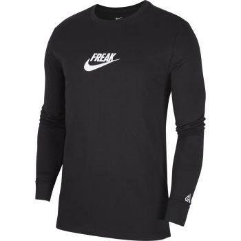 Nike GA M NK TEE FRK SSNL LS, maja m.koš, črna