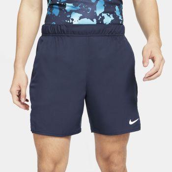 Nike NIKECOURT DRI-FIT VICTORY TENNIS SHORTS, moške hlače, modra