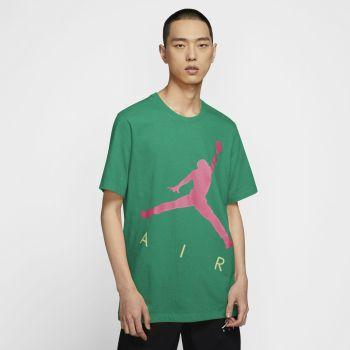 Nike JORDAN JUMPMAN AIR SHORT-SLEEVE T-SHIRT, majica, zelena