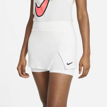 Nike NIKECOURT VICTORY WO TENNIS SKIRT, krilo ž.ten, bela
