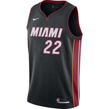 Nike HEAT ICON EDITION 2020 NBA SWINGMAN JERSEY, maja m.br koš nv, črna