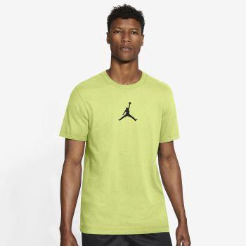Nike JORDAN JUMPMAN SHORT-SLEEVE CREW, majica, rumena