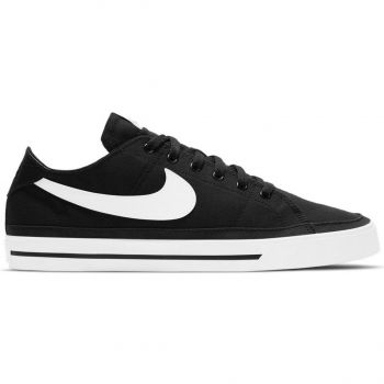 Nike COURT LEGACY CANVAS, moški športni copati, črna