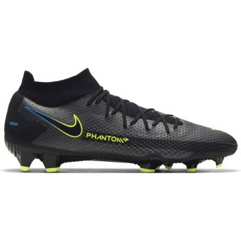 Nike PHANTOM GT PRO DF FG, moški nogometni čevlji, črna
