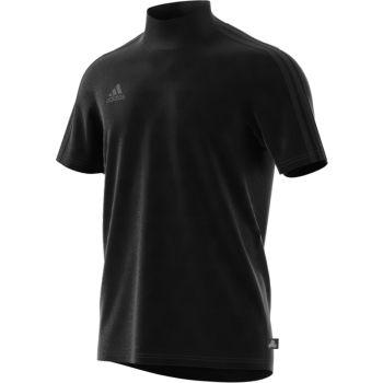 adidas TAN JQ JSY, moški nogometni dres, črna