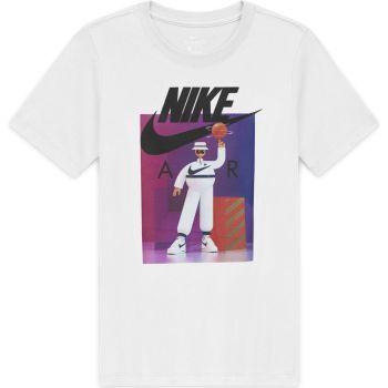 Nike B NSW TEE AIR FA20 2, maja o.kr, bela
