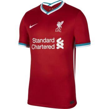 Nike LFC M NK BRT STAD JSY SS HM, moški nogometni dres, rdeča
