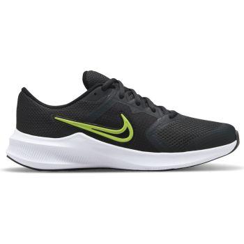 Nike DOWNSHIFTER 11 (GS), otroški tekaški copati, črna