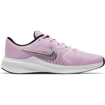 Nike DOWNSHIFTER 11 (GS), otroški tekaški copati, roza