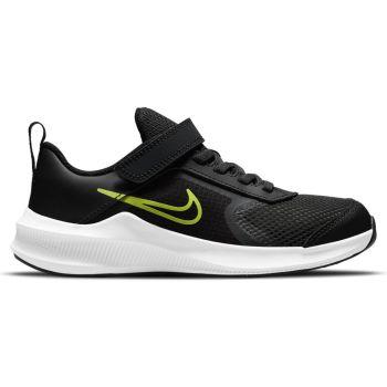Nike DOWNSHIFTER 11 (PSV), otroški tekaški copati, črna
