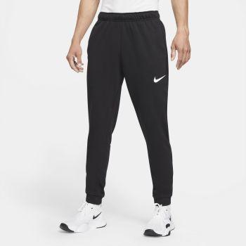 Nike DRI-FIT TAPERED TRAINING PANTS, moške hlače, črna