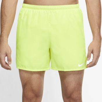 Nike CHALLENGER BRIEF-LINED RUNNING SHORTS, moške kratke tekaške hlače, rumena