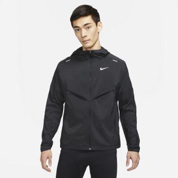 Nike WINDRUNNER RUNNING JACKET, jakna m.tek, črna