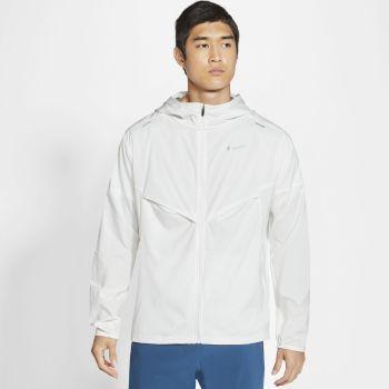 Nike WINDRUNNER RUNNING JACKET, moška jakna, bela