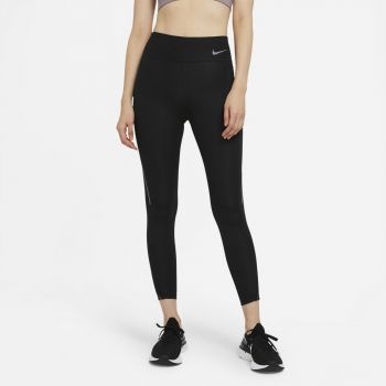 Nike EPIC FASTER 7/8 RUNNING LEGGINGS, ženske tekaške 7/8 pajke, črna
