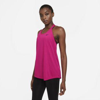 Nike DRI-FIT WO TRAINING TANK, maja, roza