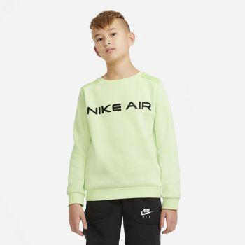 Nike AIR CREW, pulover o., rumena
