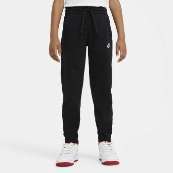 Nike SPORTSWEAR CLUB FRENCH TERRY PANTS, hlače trenirka o.fit, črna