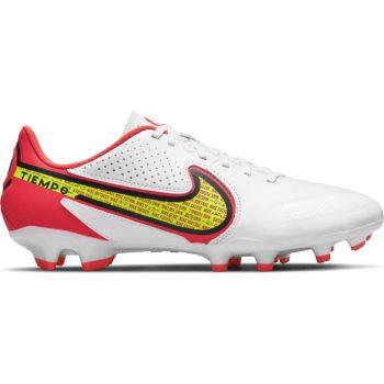 Nike LEGEND 9 ACADEMY FG/MG, moški nogometni čevlji, bela