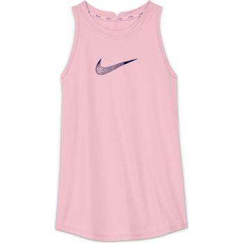 Nike DRI-FIT TROPHY TRAINING TANK, maja, roza