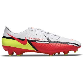 Nike PHANTOM GT2 ACADEMY FG/MG, moški nogometni čevlji, rdeča
