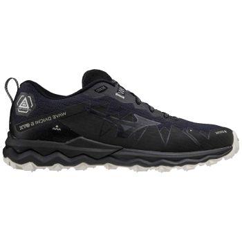 Mizuno WAVE DAICHI 6 GTX, moški trail tekaški copati, črna